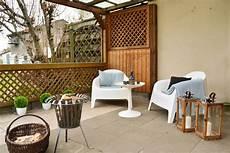 terrasse dekorieren bilder ideen