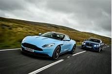aston martin db11 vs bentley continental gt speed grand tourers compared autocar