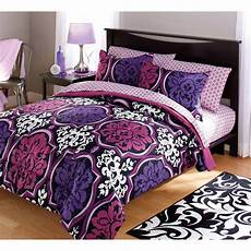 your zone dotted damask comforter walmart com