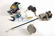 Jmstar 50cc Wiring Diagram by 5 Wire Ignition Key Switch Lock System 49cc 50cc Scooter