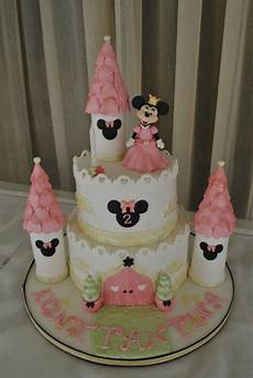 minnie mouse castle cake my cakes cookies in 2019