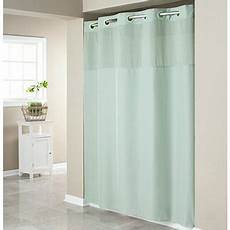 hookless mystery shower curtain hookless green mystery polyester shower curtain