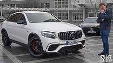Mercedes Amg Glc 63 - should a mercedes amg glc 63 s be my daily review