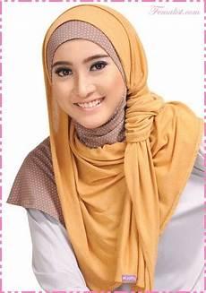 9 Model Jilbab Terbaru Pilihan Untuk Ramadhan Dan Lebaran 2019