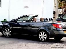 used renault megane 2 cabriolet 2007 megane 2 cabriolet