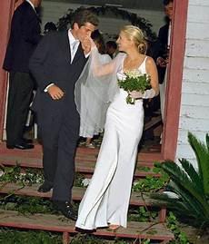 Carolyn Bessette Kennedy Wedding Gown