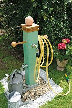 wasserzapfstelle garten bauen bauanleitung wasserzapfstelle f 252 r den garten selbst de