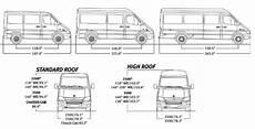 Mercedes Sprinter 3 Dimensions