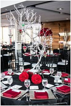 red black and silver wedding decoration ideas 12 striking red wedding reception ideas wedding ideas