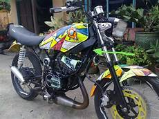 Rx Spesial Modif King by Airscop New Rx King Modifikasi Rx King