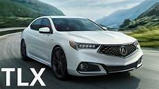 2018 acura tlx v6 a spec sh awd youtube