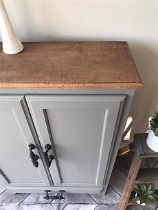 cabinet in custom color of driftwood millstone general finishes design center