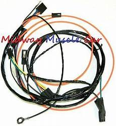 1972 chevrolet c10 wiring harness air conditioning a c wiring harness 67 72 chevy truck blazer c10 suburban ebay