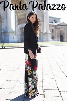 pantaloni a fiori palazzo trousers and culottes a trend for 2015