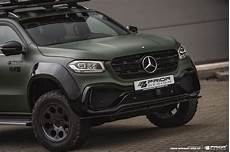 Mercedes X Klasse Tuning Breit Allright Mercedes