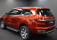 2018 Ford Everest Specs And News Update  / 2019 Cars