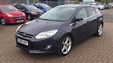 used ford focus 1 6 tdci 115 titanium x 5dr grey 2011
