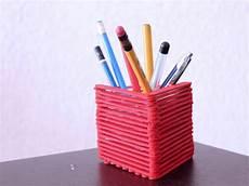cara membuat tempat pensil dari stik es krim bisnis borneo belajar bisnis melalui online