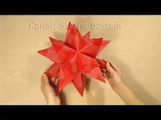 sterne falten bascetta basteln origami