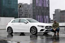 Mercedes A 200 Amg Line Term Test Review Auto Express