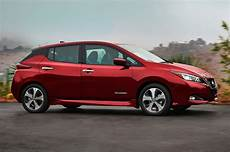 2018 Nissan Leaf Drive Review Motor Trend