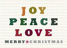 merry christmas peace pictures patterned peace love merry christmas from cardsdirect