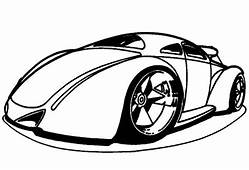 Hot Wheels Bugatti Car Coloring Pages  Best Place To Color