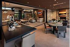 blur the boundaries with inside outside living sensational contemporary desert home blurring indoor