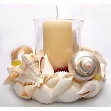 centrotavola candela centrotavola con candela le meraviglie mare