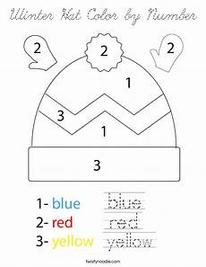 color by number winter coloring sheets 18159 winter hat color by number coloring page cursive twisty noodle