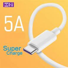 Xiaomi Data Cable Console by Original Xiaomi Zmi Type C Cable 5a Fast Supercharge Data