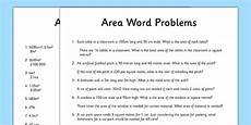 area word problems worksheets with answers 11173 word problems using area worksheet worksheet word