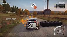 dirt 4 mode overview rally landrush rallycross