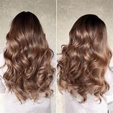 cheveux couleur noisette les plus jolis balayages cheveux