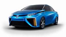 Toyota Fcv Brennstoffzellen Auto Kommt 2015 Auf Den Markt