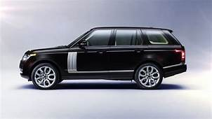 2013 Range Rover Australian Pricing And Specifications