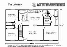 lakeview house plans lakeview by westchester modular homes ranch floorplan