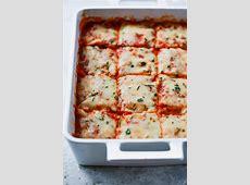 classic spinach lasagna_image