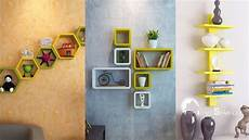 attractive wooden wall shelf home decor products to