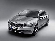 Skoda S All New Superb Officially Breaks Cover Carscoops