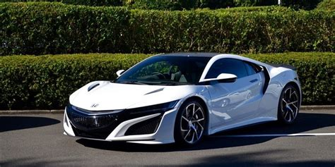 The Acura Nsx 2017 Will Display A Price Of 9,900 To The
