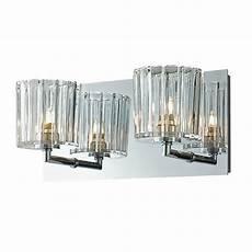 crystal bathroom wall 2 light fixture candle sconces vanity lighting glass l ebay