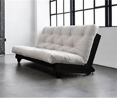 divano futon divano letto futon fresh nero zen vivere zen
