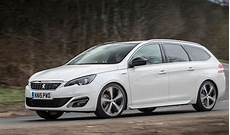Drive Co Uk Peugeot 308 Sw Gt Reviewed