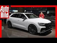 Abt Audi Q8 Genf 2019 Neuvorstellung Details
