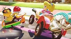 Mario Kart 8 Deluxe 200cc Banana Cup Grand Prix Lakitu