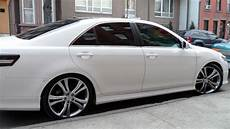 2010 toyota camry se with rims