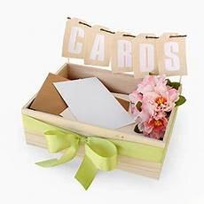 diy wooden wedding card box papermart com papermart com