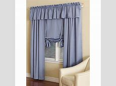 Metro Woven Solid Curtain Collection   Boscov's
