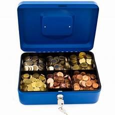 cassetta portavalori cassetta di sicurezza portavalori con vassoio portamonete